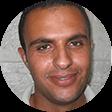 סאבר אלטאללקה, עובד בגלוברנדס עשר שנים כאיש מכירות